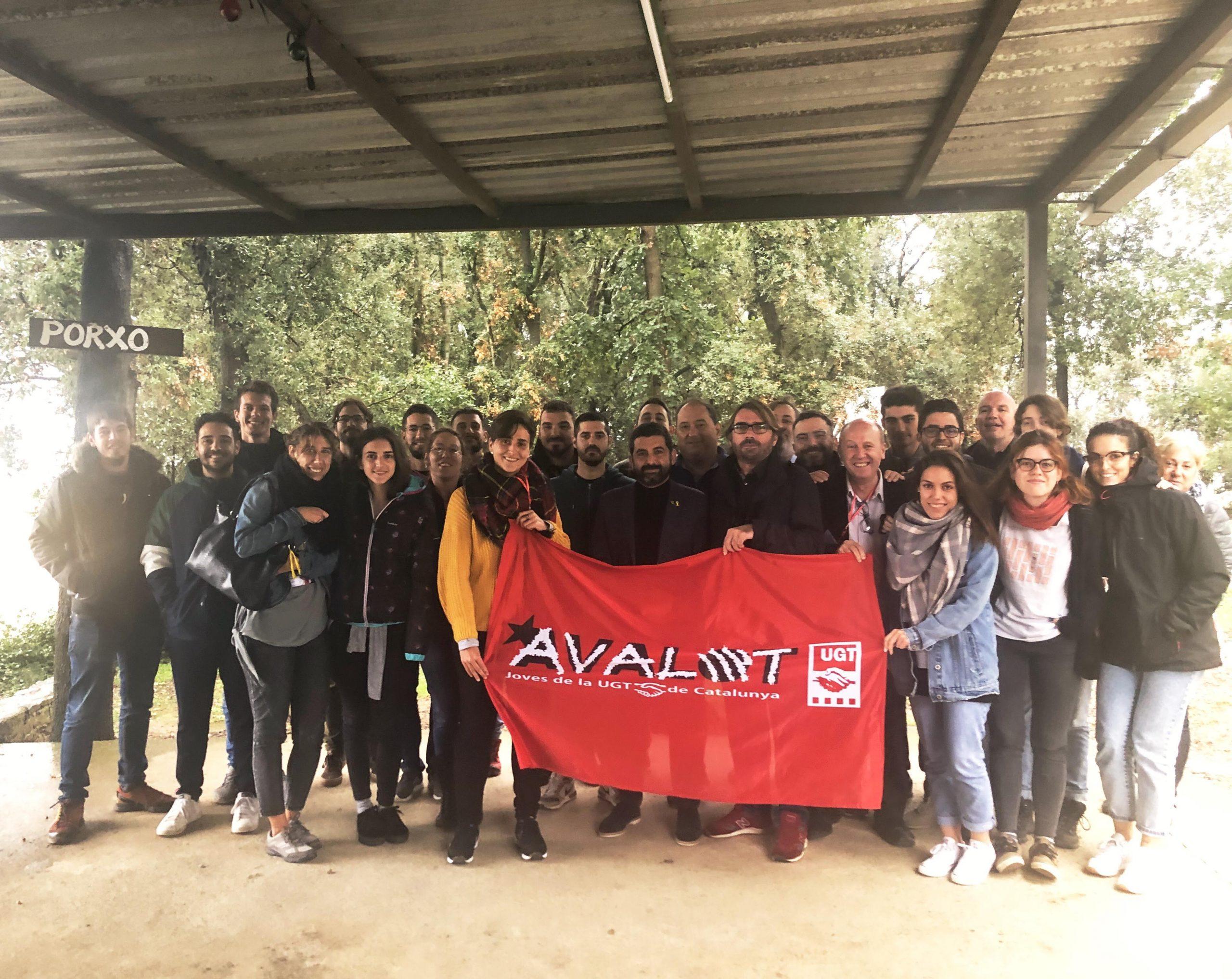 X Trobada de Joves de l'Avalot. Habitatge digne i emancipació.