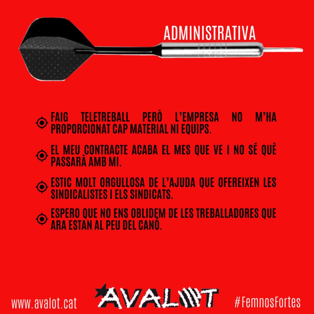 administrativa coronavirus 1M